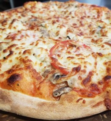 """Пицца """"Курица с грибами"""" 840г"""