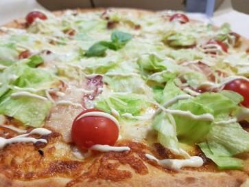 """Пицца """"Цезарь с курицей"""" ø 35 см 650 гр"""