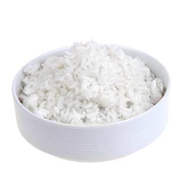 Паровой рис  150 г