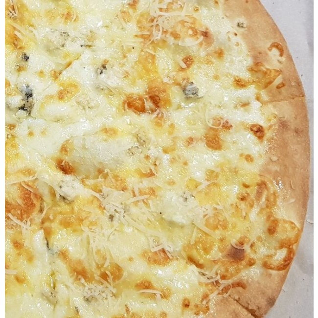 "Пицца ""Четыре сыра"" ø 35 см 700 гр"