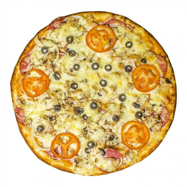 "Пицца ""Семейная"" ø 35 см 850 гр"