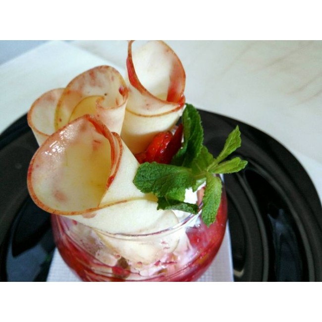 Мороженное с фруктами 150 г